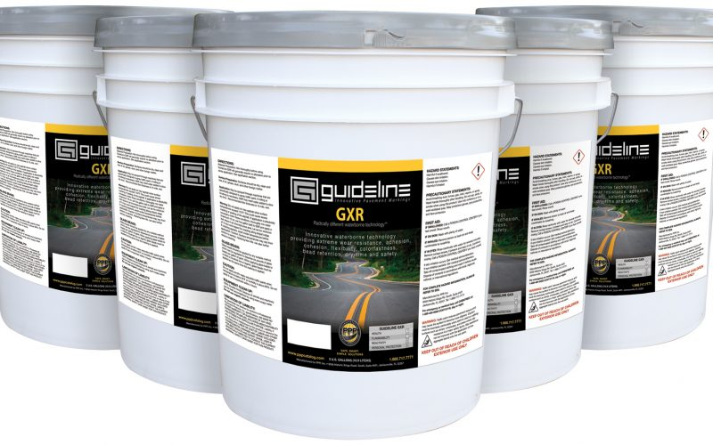 Guideline GXR Buckets